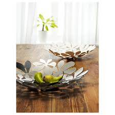 Decorative Fruit Bowl by Stockholm Bowl Stainless Steel Ikea