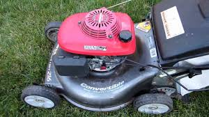 honda harmony ii hrt 216 sda broken craigslist find lawn mower