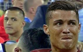 Meme Messi - crying cristiano ronaldo crying messi know your meme