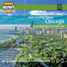 Wisconsin Scenic Drives Map Mad Maps Gotchi1 Get Outta Town Scenic Road Trips Map Chicago