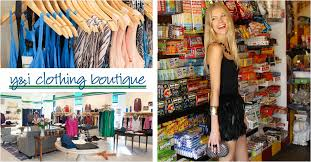 y i clothing boutique home