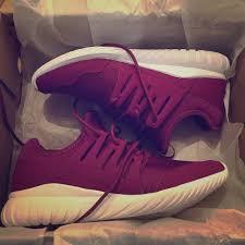 adidas tubular radial light purple shoes adidas shoes tubular radial maroon purple burgundy poshmark