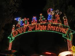 griffith park holiday light festival train what s happening holiday magic and lights in the valley los