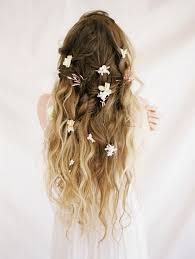 flower hair luxury flower hair style kheop