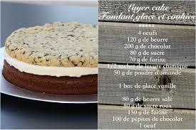 comment cuisiner un gateau au chocolat layer cake ou gâteau à étages fondant au chocolat glace vanille