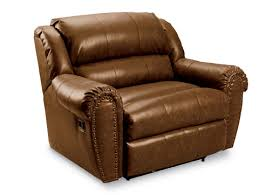 summerlin oversized faux leather recliner 214 14 lane home