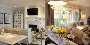 livingroom diningroom combo living and dining room combinations fabulous designer ideas