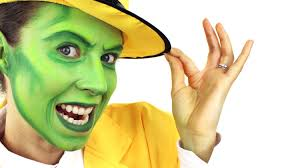 the mask costume the mask jim carrey makeup tutorial