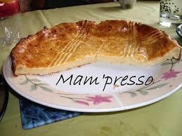 cuisine franc comtoise recette de galette des rois franc comtoise