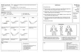 fitness assessment form template virtren com