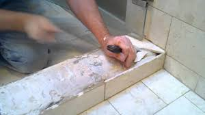Threshold Home Decor by Bottom Threshold Repair Youtube