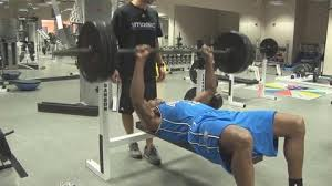 Combine Bench Press Record Dwight Howard Benches 365 Pounds Stack