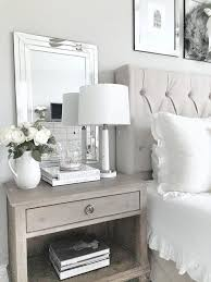 night stand ideas best 25 bedside tables ideas on pinterest night stands within side