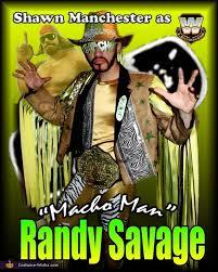 Macho Man Randy Savage Halloween Costume Macho Man Randy Savage Halloween Costume Photo 7 7