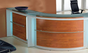 office table curved reception desk nz curved reception desk