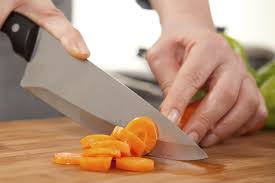 types of kitchen knives and how to sharpen them