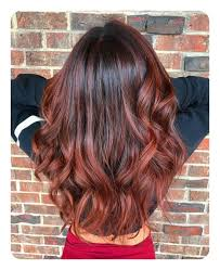 best summer highlights for auburn hair 72 stunning red hair color ideas with highlights