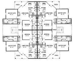 colonial style house plan 16 beds 8 baths 9744 sq ft plan 45
