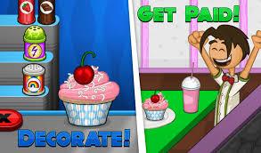jeux de cuisine papa cupcakeria papa s cupcakeria hd amazon ca appstore for android