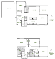 green home designs floor plans bondi home design energy efficient house plans