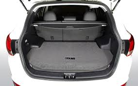 hyundai tucson trunk space hyundai moving ahead with hydrogen fuel cell powered tucson