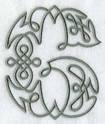 166 best celtic alphabet images on pinterest celtic alphabet