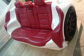 Design Epicentrum Puts Luxury Cars In Your Living As Functional - Sofas by design