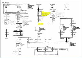 wiring ford 7 3l ford diesel turbo glow plug wiring harness l idi