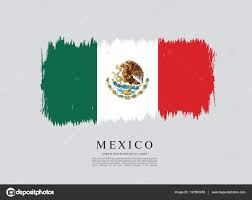 mexican flag banner template u2014 stock vector igor vkv 137863458