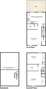 Easton Commons Floor Plans by The Brookeville Rentals Columbus Oh Apartments Com
