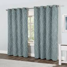 Steel Grey Curtains Buy Blue Steel Curtains From Bed Bath Beyond