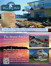 Anchor Motel And Cottages by Escape To Grey Bruce 2015