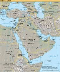 Islam World Map by The Middle East As Seen Through Foreign Eyes Twentieth And Twenty