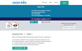 collections of itil sample exams free math worksheet for