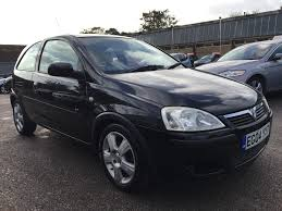 vauxhall corsa 2004 used vauxhall corsa energy 2004 cars for sale motors co uk
