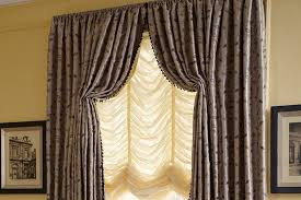 Valance And Drapes Custom Drapes U2013 Drapery Curtains Lafayette Interior Fashions