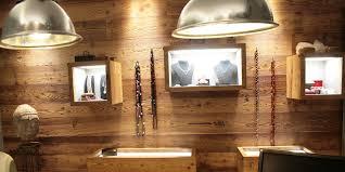 rivestimento in legno pareti rivestimento interno con pareti in legno di larice jove
