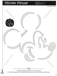 Printable Pumpkin Patterns by 100 Free Disney Halloween Pumpkin Carving Stencil Templates W