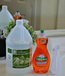Vinegar Bathroom Cleaner 2 Ingredient Palmolive Bathroom Cleaner