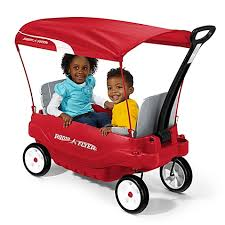 wagon baby radio flyer ultimate family wagon buybuy baby