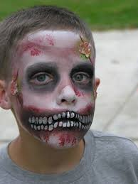 perfect zombie face paint ideas 11 in decor inspiration with