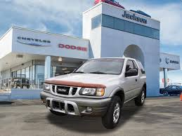 silver isuzu rodeo for sale used cars on buysellsearch