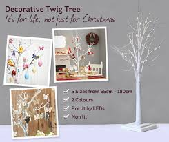 Hobbycraft Decorative Twig Tree  Its for life not just for