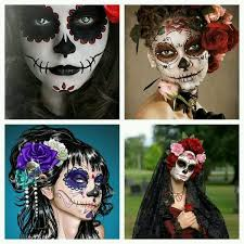 100 ideas to try about day of the dead costumes