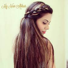 Pics Of Hair Extensions by My New Abhair