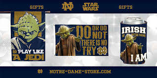 wars and notre dame gifts notre dame fan store