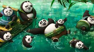 New Wallpaper by Kung Fu Panda 3 New Pandas Wallpapers Hd Wallpapers