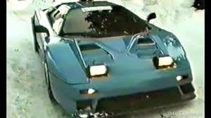 bugatti eb110 crash huge nose first rod drag race crash will make u shake ur head