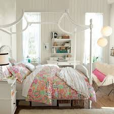 canopy bed set