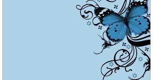 butterfly blue butterfly wallpaper